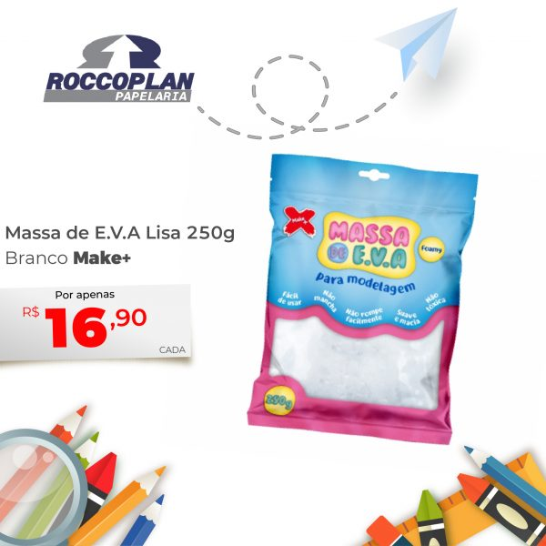MASSA EVA BRANCO 250G CORES-01